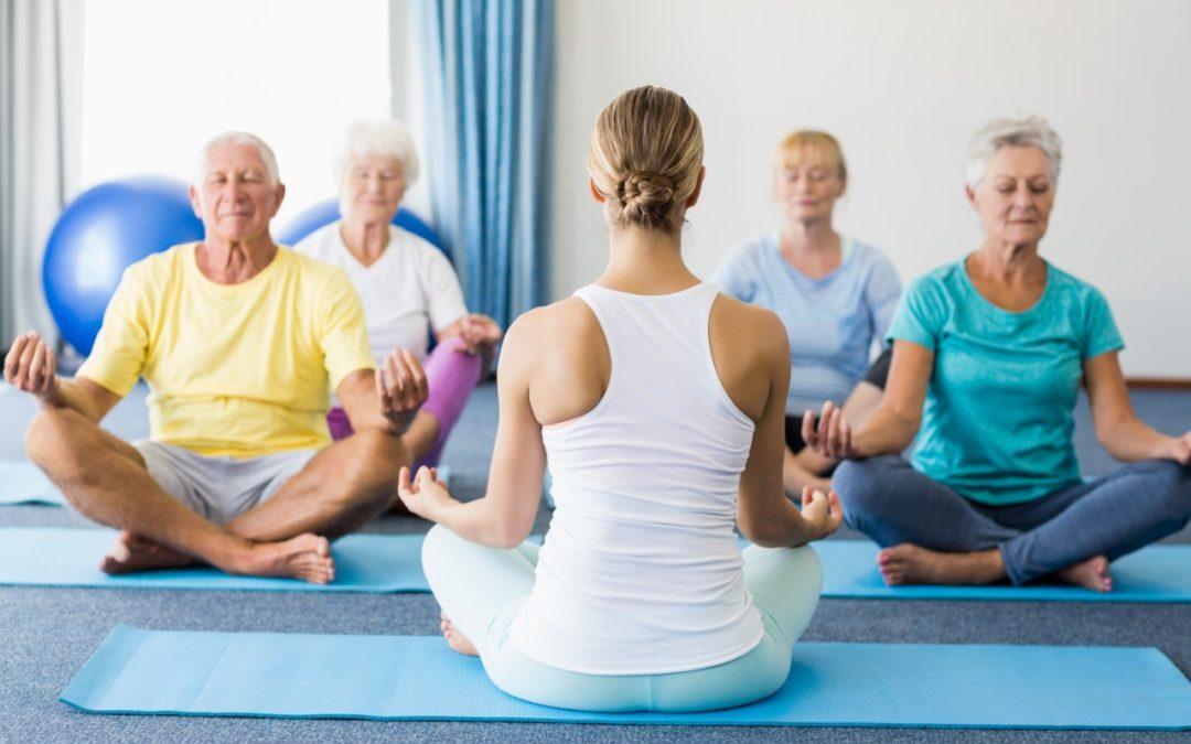 10 motivos para praticar Pilates na terceira idade